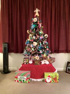 My 2015 Christmas Tree.